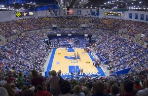 The Hulman Center at Indiana State University