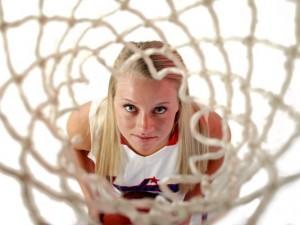 2014 Miss Basketball Whitney Jennings