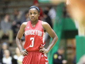 Princeton's Jackie Young was named Indiana Gatorade POY, and will be considered for Gatorade's National POY honors to be announced later this month. Photo from USA Today.